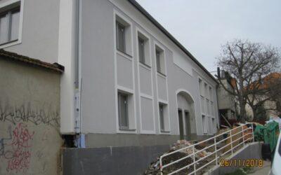 Bytový dům – přestavba Kubrův dvůr, Praha 5 – Stodůlky